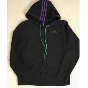 Adidas hooded sweatshirt, Sz. S